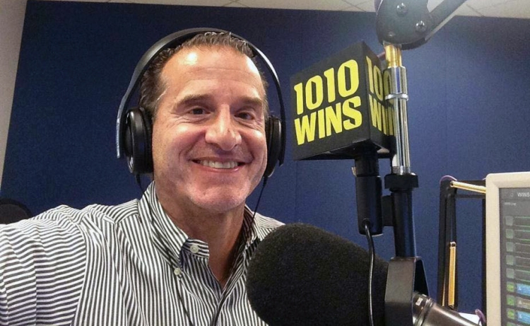 Glenn Schuckhas worked at 1010 WINS in New York City since 2000. Schuck said working at this station is a dream come true.